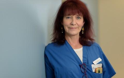 June Fleck, R.N., BSN, OCN